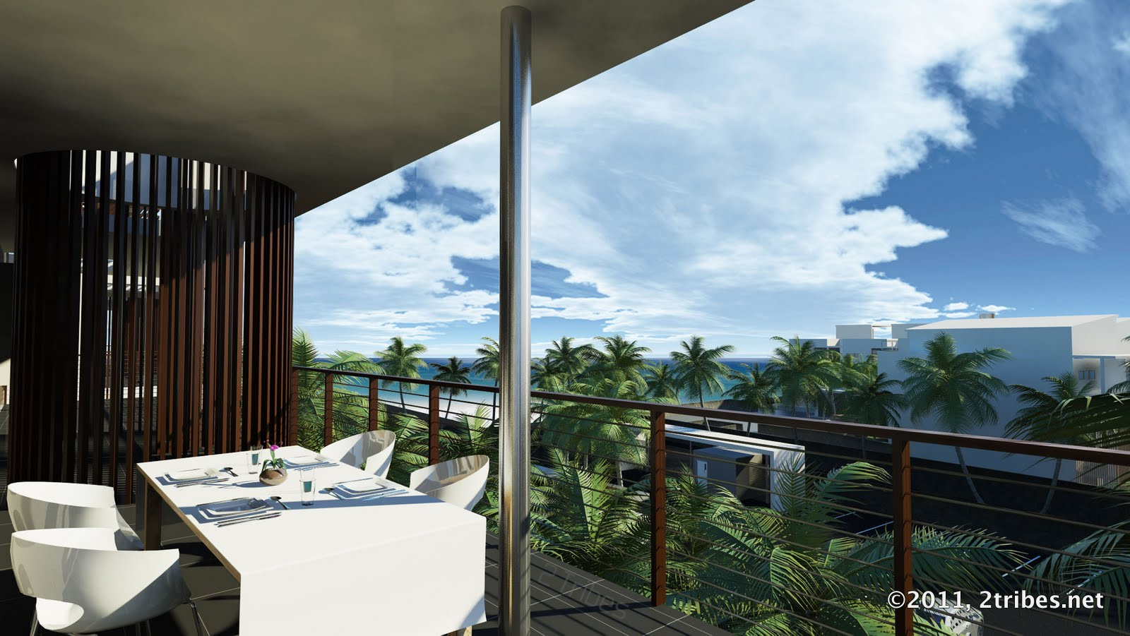 Erb dining balcony highres dy mw property group for Balcony restaurant group