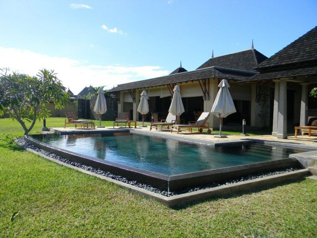 Gorgeous 4 Bedroom IRS Villa – Tamarina