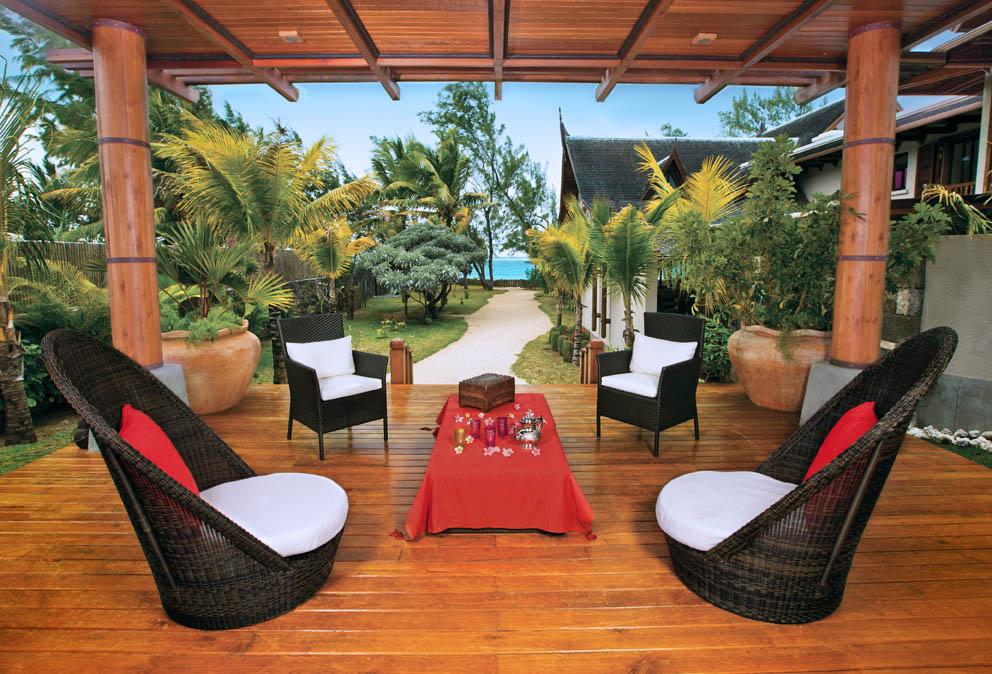 Stunning Beach Villa – 2nd Position