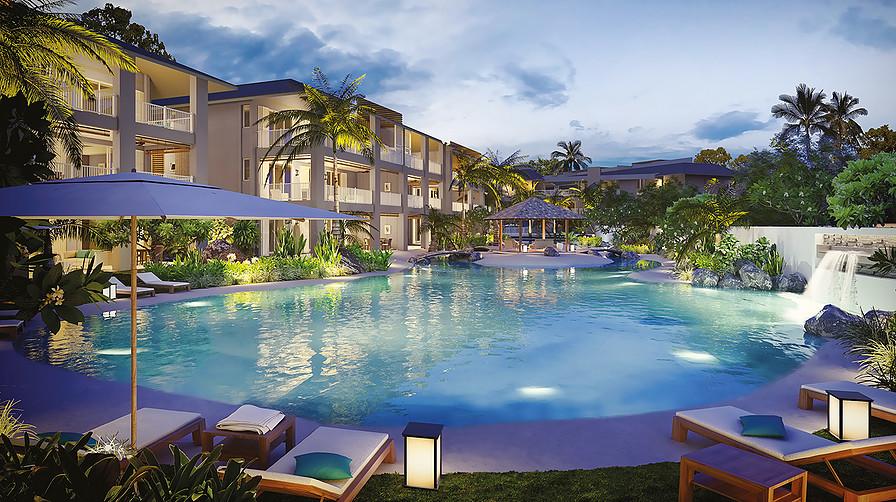Luxury Pereybere Apartments