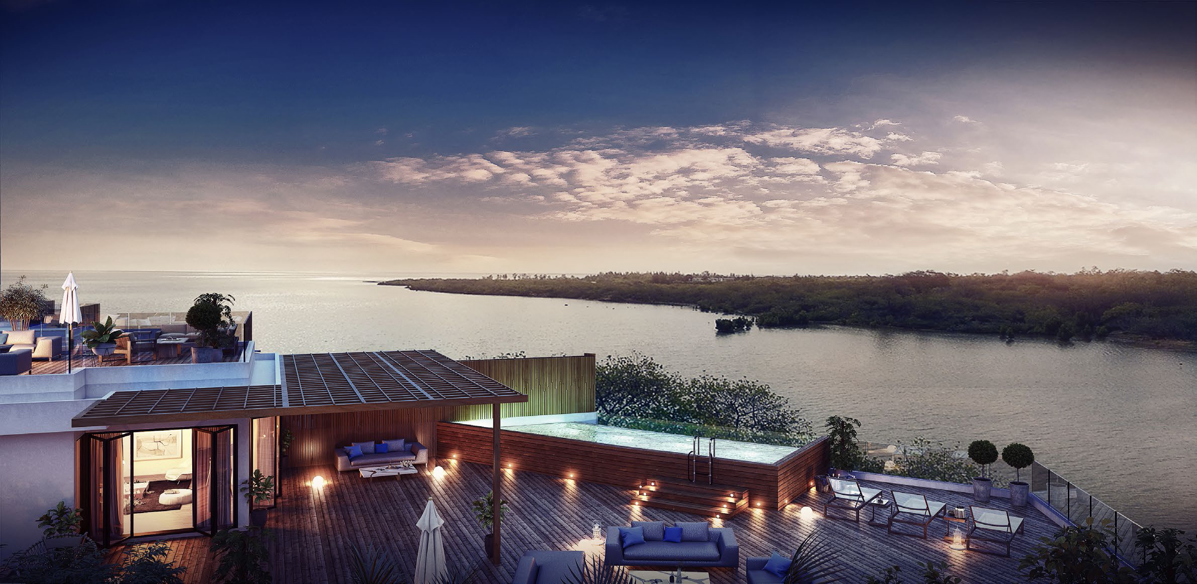 PDS Penthouse on Private Island