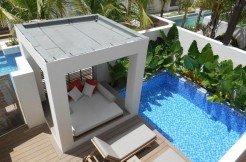 Modern Villa in Complex with Beach Access