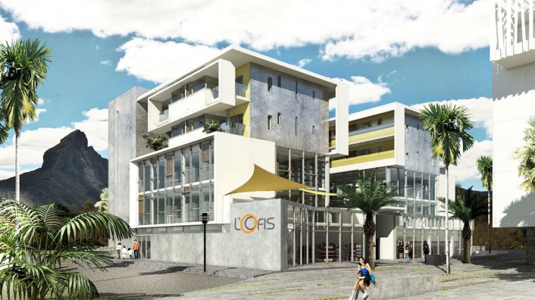 Commercial Space in the Heart of Tamarin