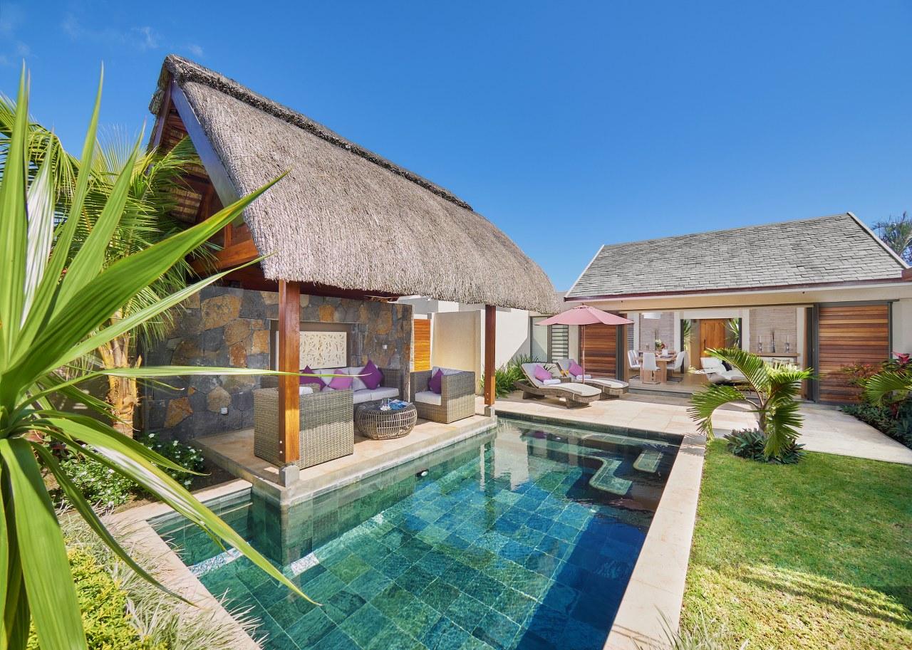 Modern Villa with access to Beach Club