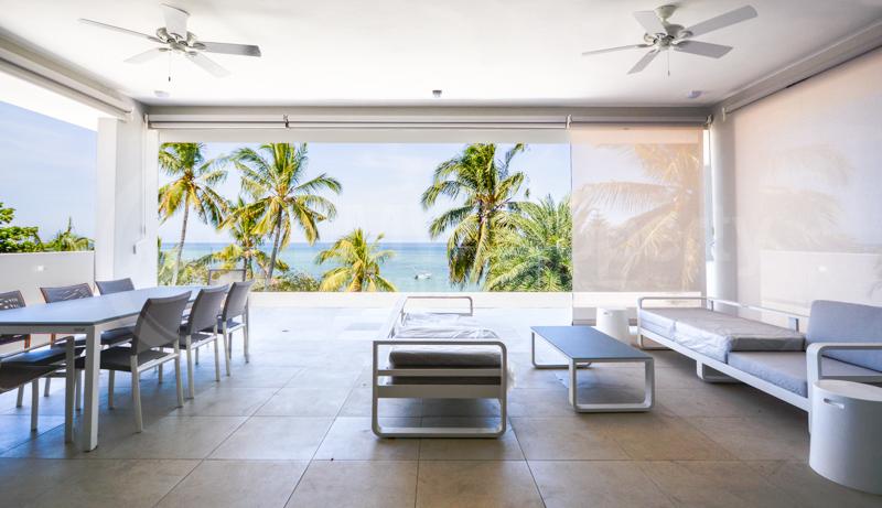 Brand New Beachfront Penthouse